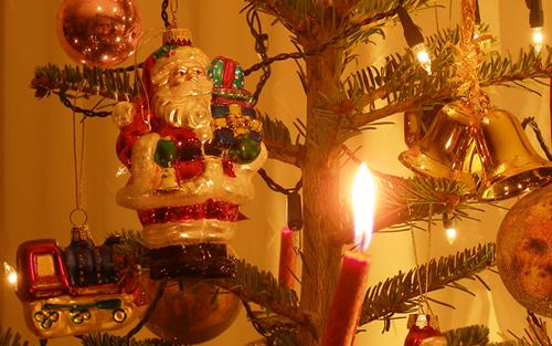 Frohe gesegnete Weihnachten