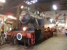 Dampflok Baureihe 75 634